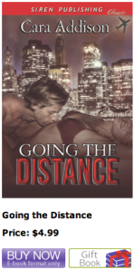 Going the Distance Cara Addison