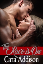 TheRaceIsOnBookCover